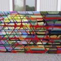 Très grand tapis crocheté - 4