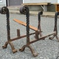 Very old andiron - 1